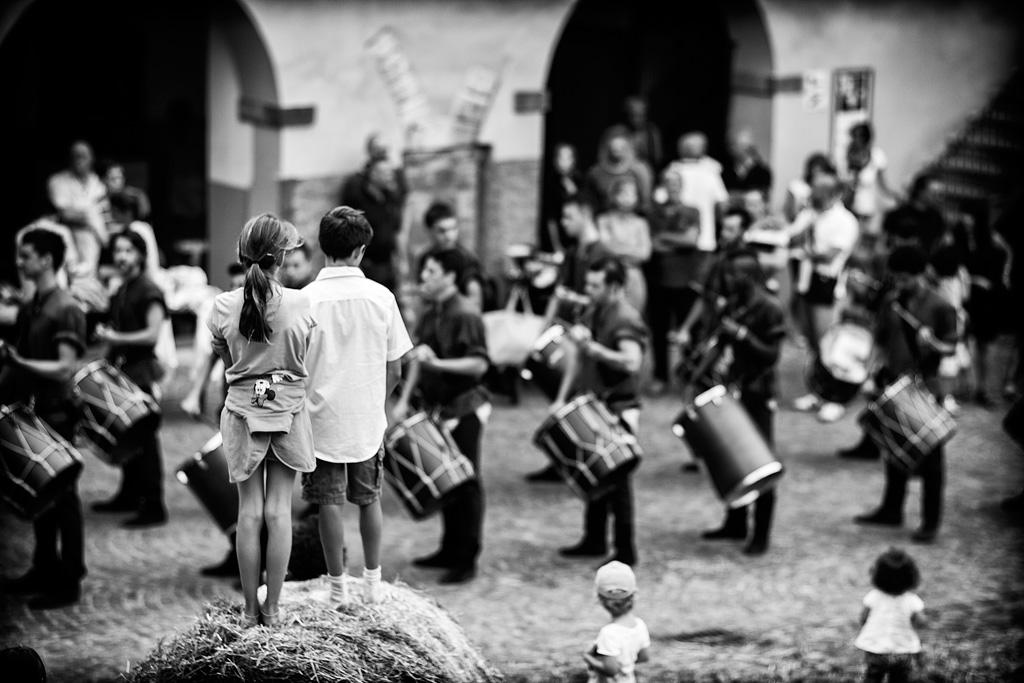 'Piccoli spettatori' - Monchieri Dialmo