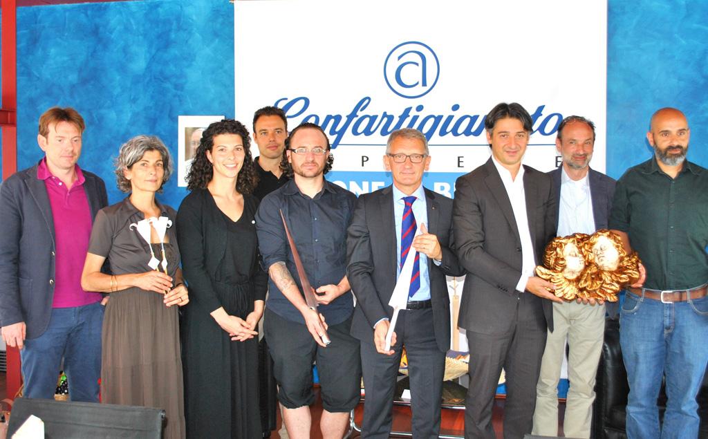 Conferenza stampa presso Confartigianato di Brescia - Venerdì 1 agosto 2014