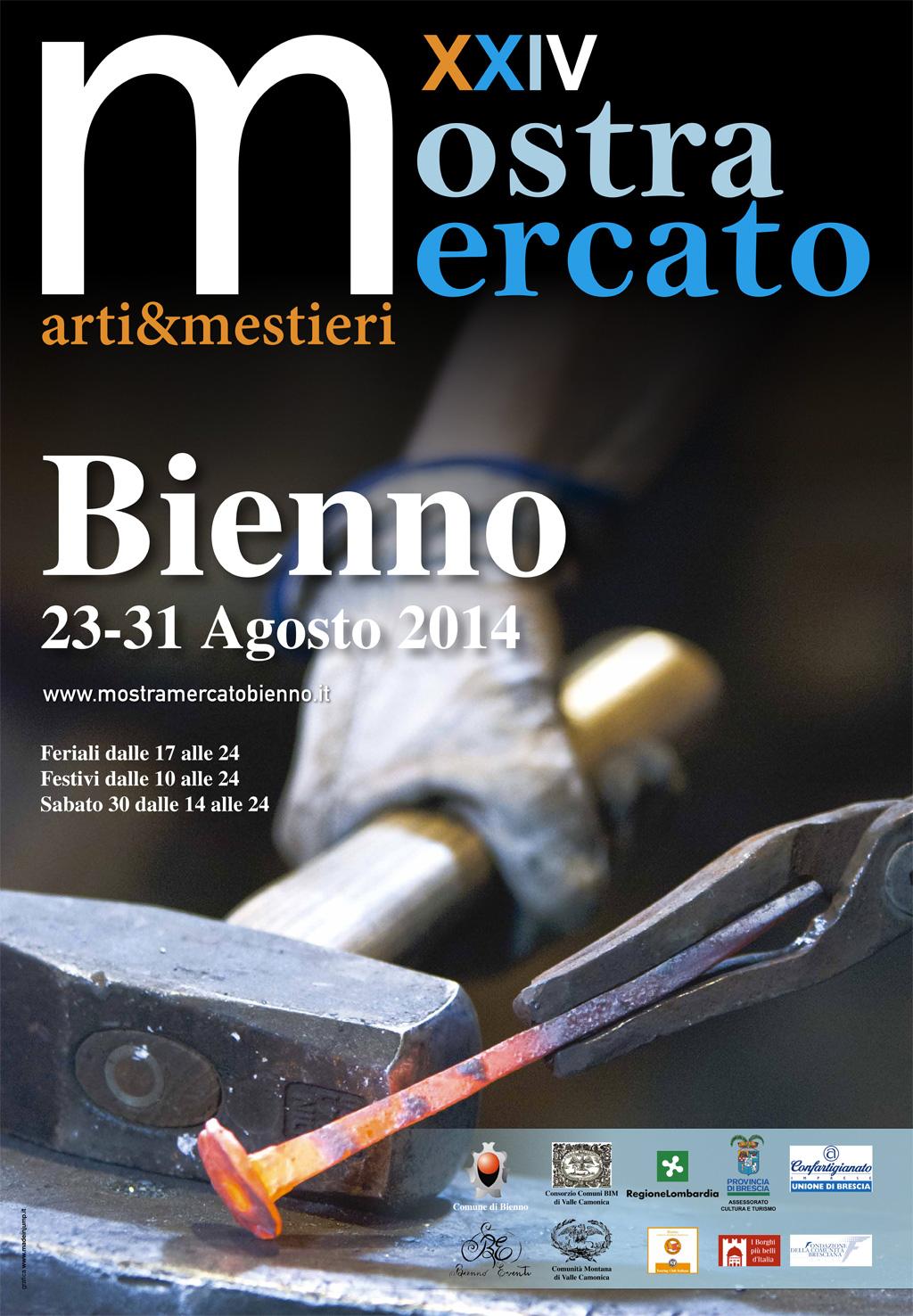 Locandina Mostra Mercato 2014