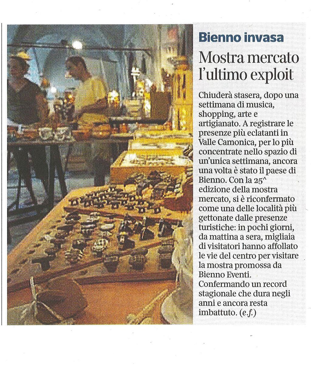 Corriere della sera - domenica 30 agosto 2015