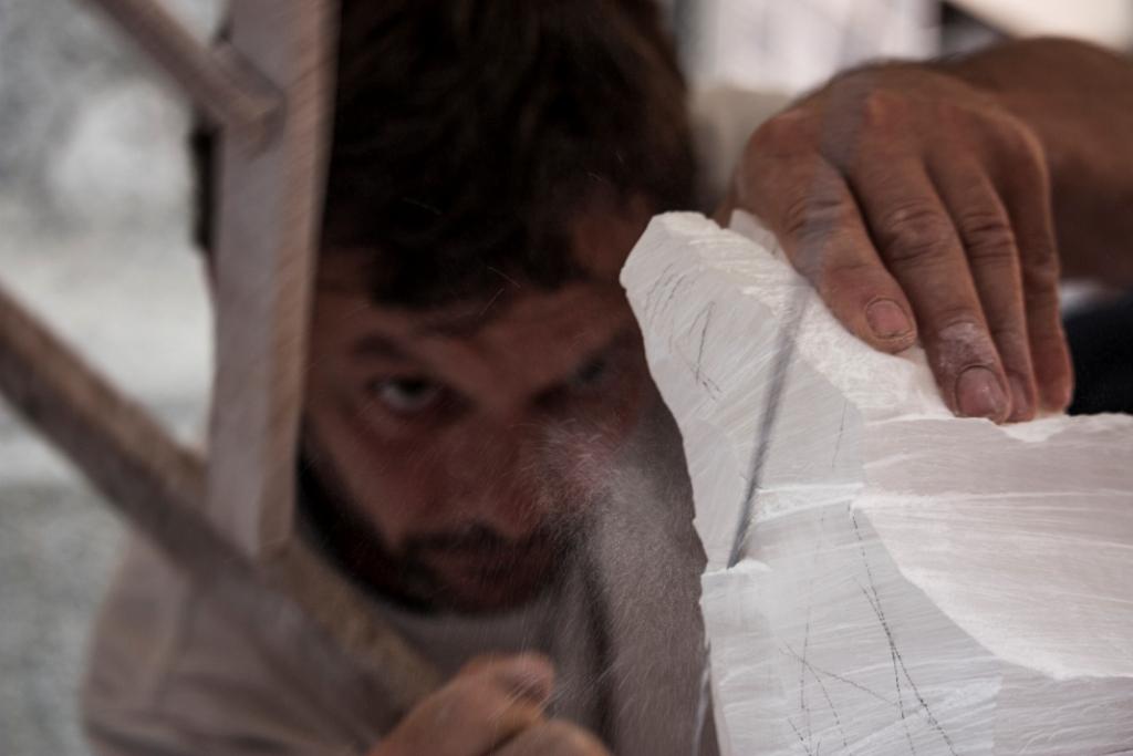 'POLVERE D'ALABASTRO' di Silvano Tiberti