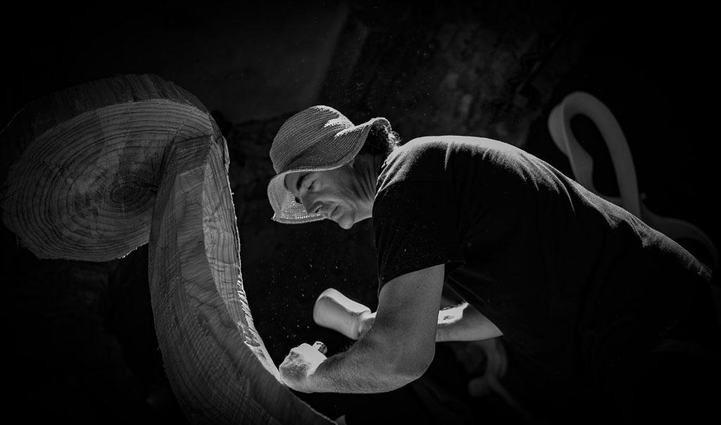 ''PASSION WOOD' di Lorenzo Vella