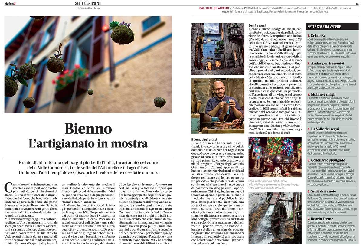La Regione - il giornale della Svizzera italiana